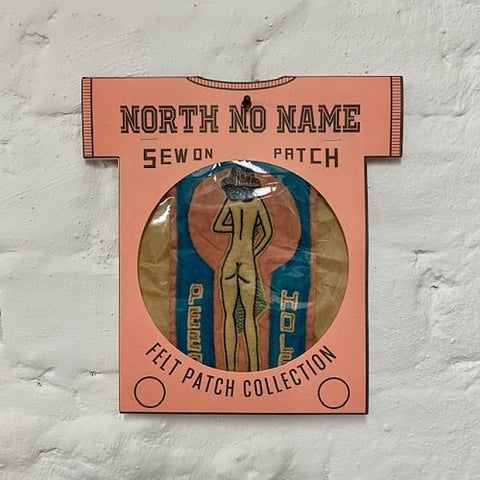 North_No_Name_Felt_Patch_Peep_Hole_Tokyo_Japan