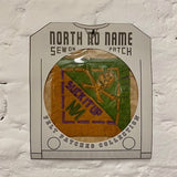 North_No_Name_Felt_Patch_Suck_it_Up_Tokyo_Japan