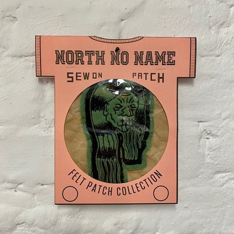 NNN Felt Patch Witch