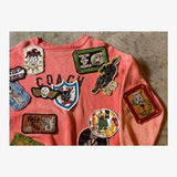North_No_Name_Felt_Patches_Tokyo_Japan_2020_Collection_Sweatshirt