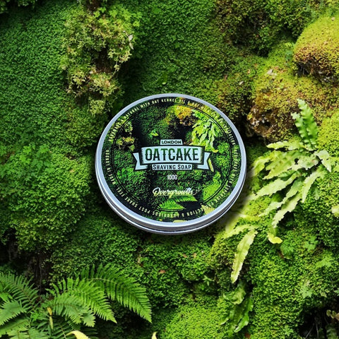 Oatcake-Overgrowth-Tallow-Rasierseife-small-batch-shaving-soap
