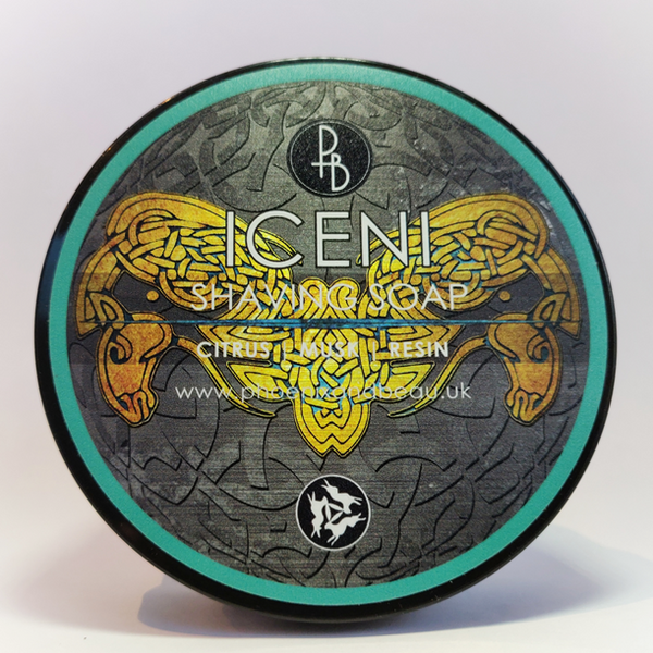 Phoenix and Beau Iceni Tallow Shaving Soap Rasierseife