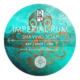 Phoenix and Beau Imperial Rum Shaving Soap Rasierseife Tallow Artisan