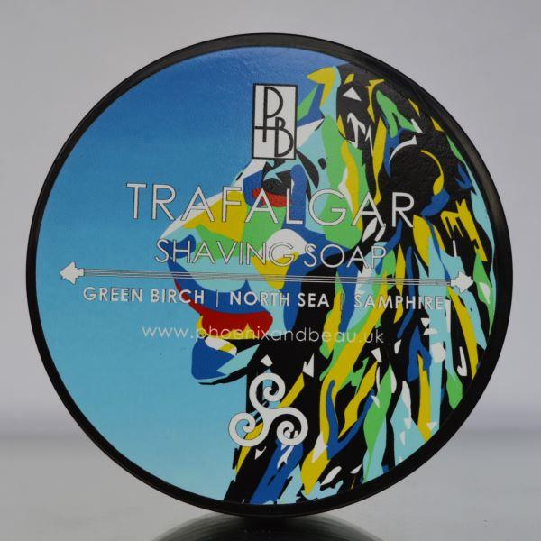 Luxus-Phoenix-and-Beau-Trafalgar-Tallow-Shaving-Soap-Rasierseife