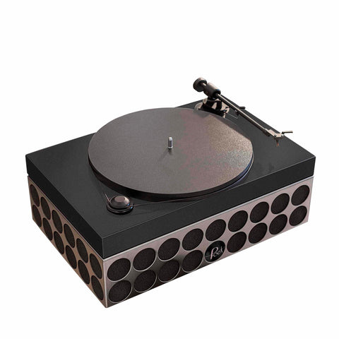 Fonetta Poet Audio High End Sound System Turntable Bluetooth
