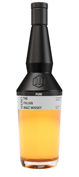 Puni Nero Limited Edition 2017 Italian Single Malt Whisky