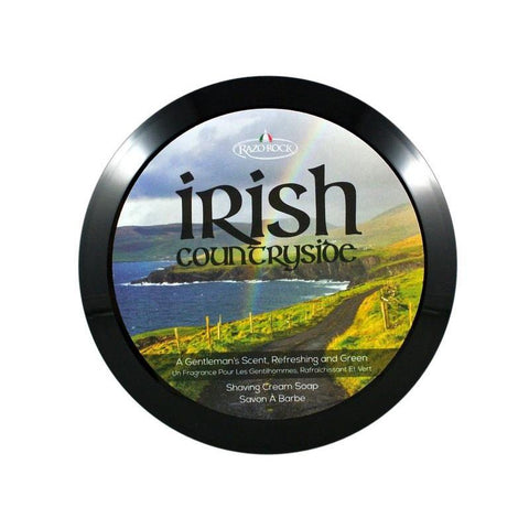 RazoRock Irish Countryside Luxurs Rasierseife Luxury Shaving Soap