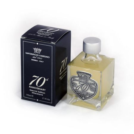 Saponificio Varesino Luxus 70 th Anniversary Aftershave Balm Pflegend Natürlich Vegan