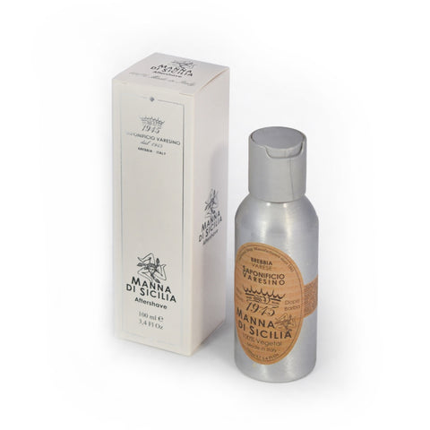Saponificio Varesino manna di Sicilia Luxury Aftershave hautpflegend natur