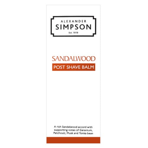 Simpson_Sandalwood_Post_Shave_Balm_100ml