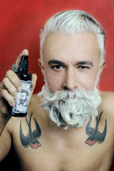Solomons Beard Black Pepper Beard Shampoo Italy