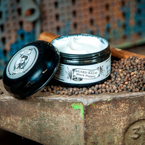 Solomons Beard Black Pepper Beard Conditioner Balm