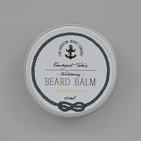 BEARD BALM Jasmin & Lemon