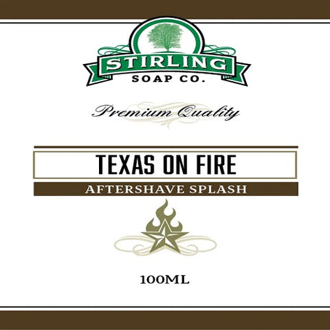 Stirling-Texas-On-Fire-aftershave-splash