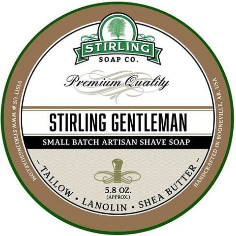 Stirling-gentleman-Rasierseife-shave-soap-USA