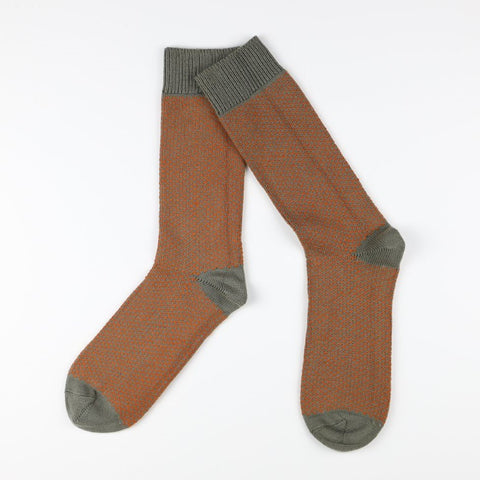 Thunders Love Chestnut Strümpfe Baumwolle Socks Luxus
