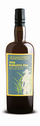 Samaroli 1998 Barbados Rum Soul Objects Berlin