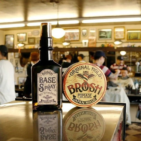 brosh-original-hold-pomade-base-spray-Set-Apache-Barbershop-Tokyo-japan