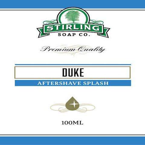 duke-aftershave-splash-stirling-USA