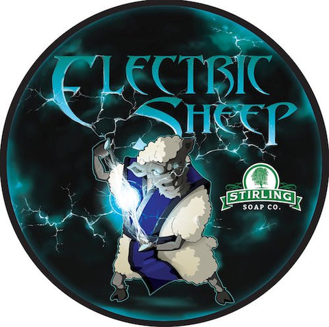 Stirling Electric Sheep Rasierseife