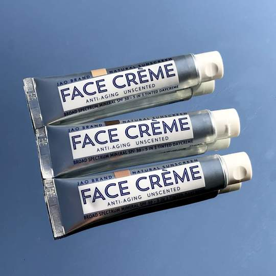 Jao Brand Face Creme Day Anti Aging LSF30 Prime Makeup