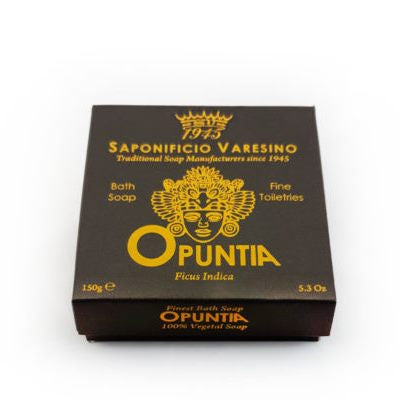 Saponificio Varesino Opuntia Bath Soap Luxus Seife Vegan