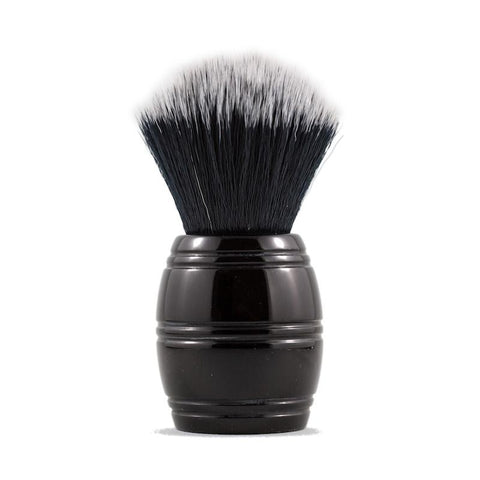 Razorock 24 Barrel Rasierpinsel Tuxedo Plissoft Synthethic Knoten