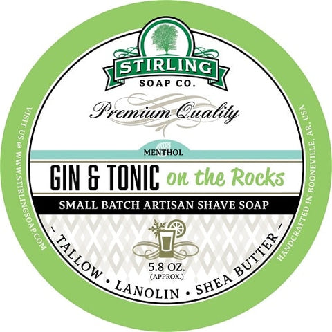stirling-Gin-Tonic-on-the-rocks-Rasierseife-shave-soap