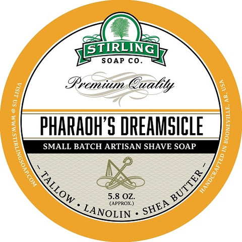 stirling-pharaos-dreamsicle-Rasierseife-shave-soap