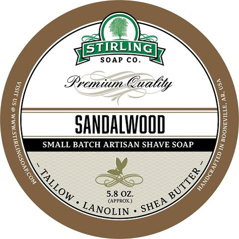 stirling_Soap_Co_Sandalwood_Rasierseife-shave-soap-usa