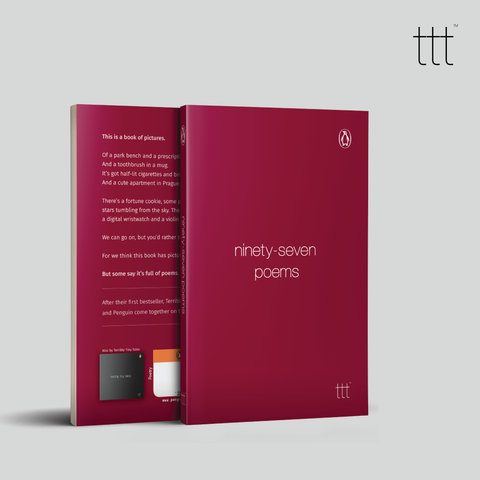 ninety-seven poems (Collector's Edition)