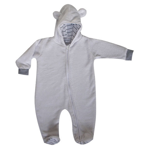 Fluffy Bear Onesie