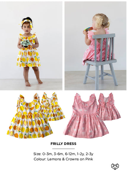 Kapas | Frilly Dress