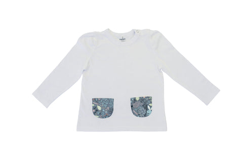 Girls Long sleeve T-shirt - Bunny