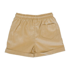 Boys Shorts - Khaki