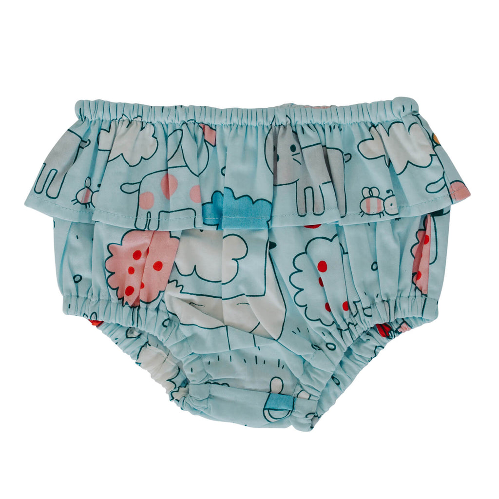 Frilly Bloomers - Farm Yard