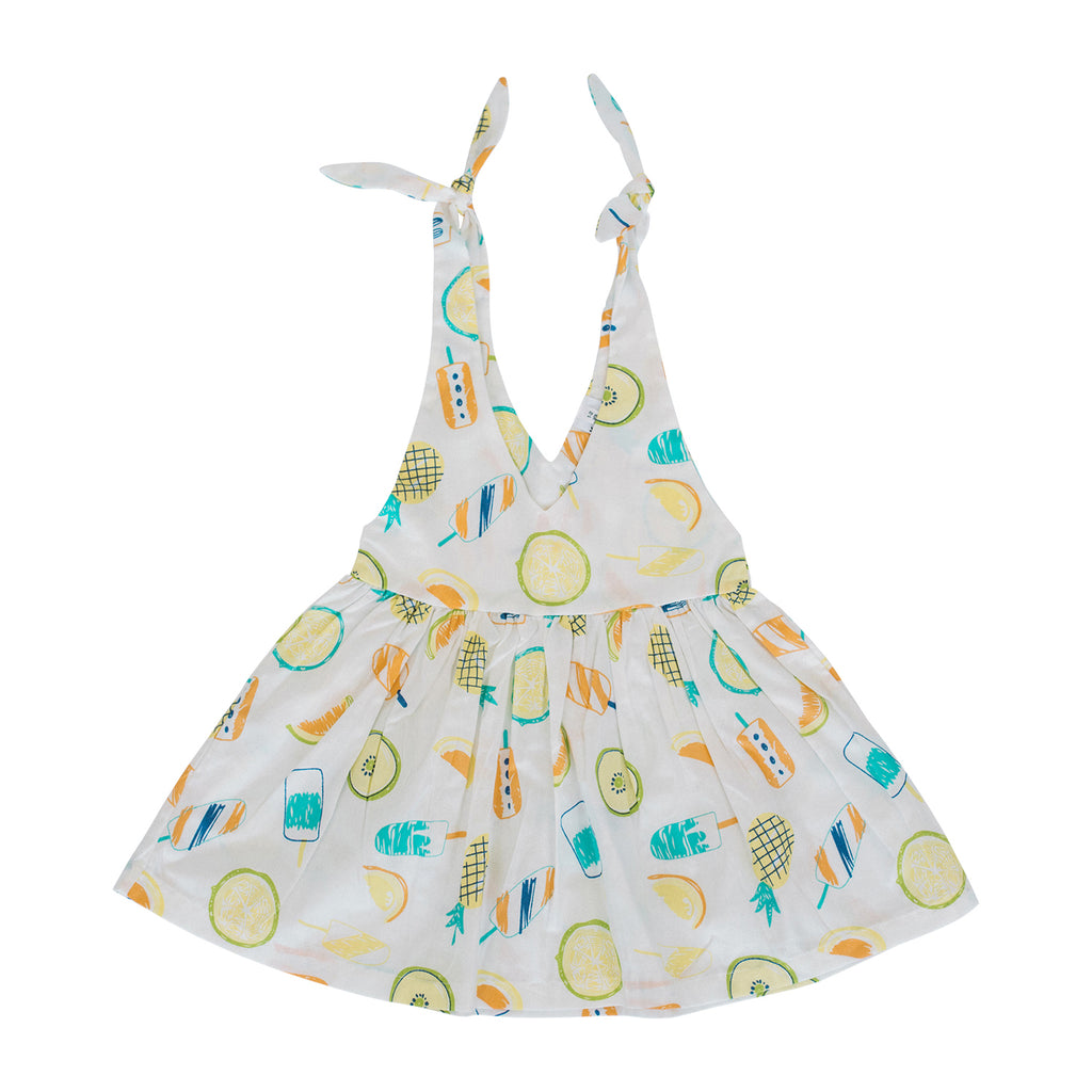 Lilly Dress - Ice Lollies