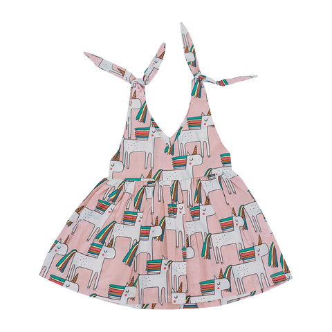 Lilly Dress - Unicorns