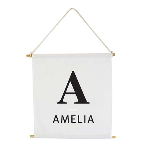 Wall Banner - Personalised