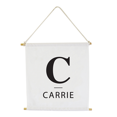 Personalised Wall Banner