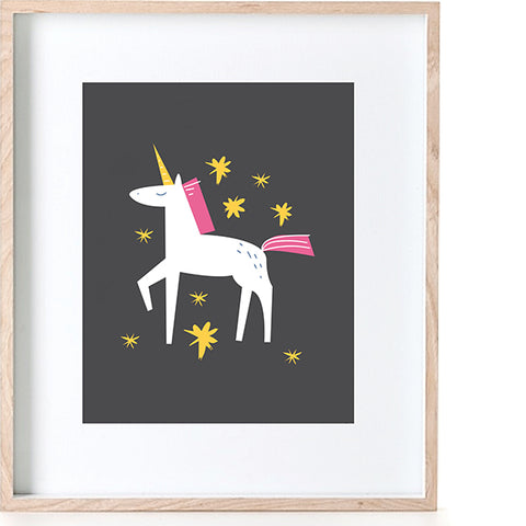 Print - Magical Unicorn