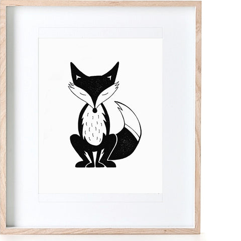 Print - Fantastic Mr Fox