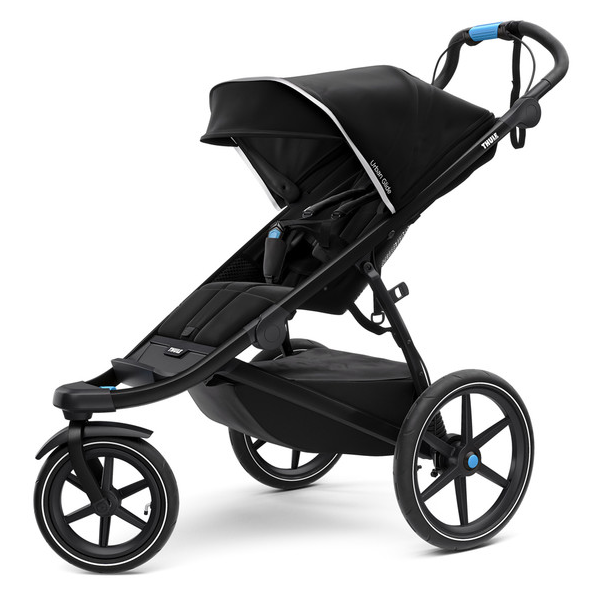 Thule Urban Glide 2 Stroller - Black on Black