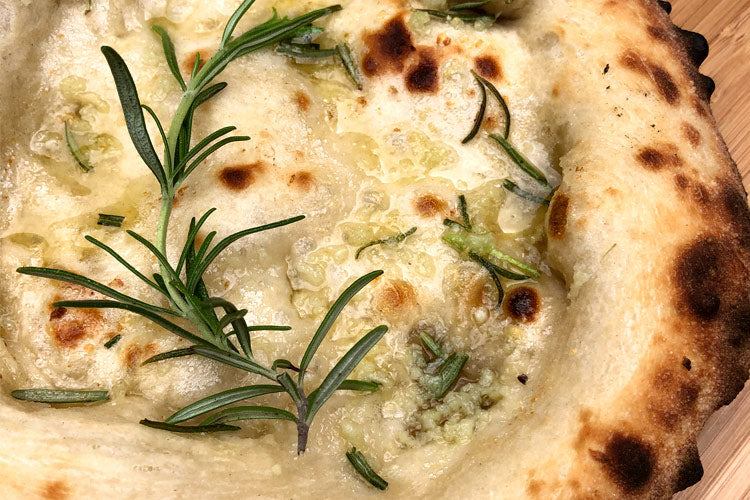 Garlic Bread with Rosemary Featured Image
