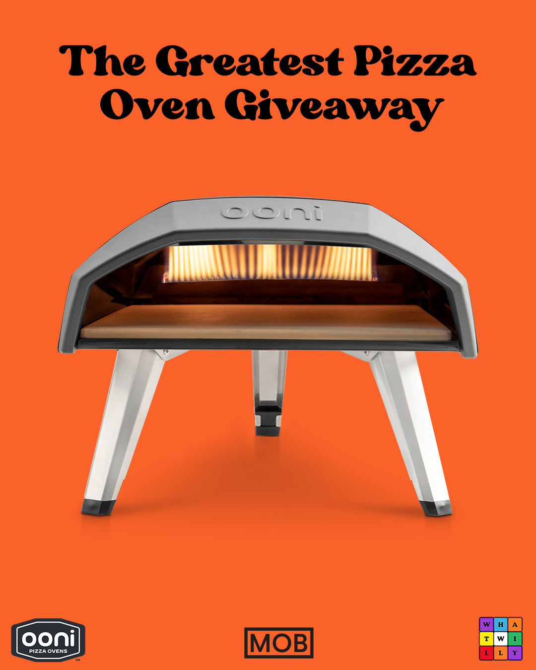 MOB Kitchen x Ooni Giveaway
