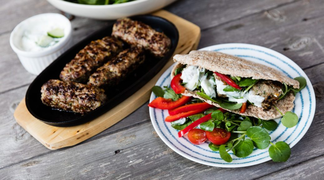 Turkish Kofte with Mixed Meat Featured Image