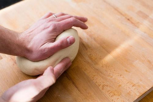 Cold-Proof Pizza Dough
