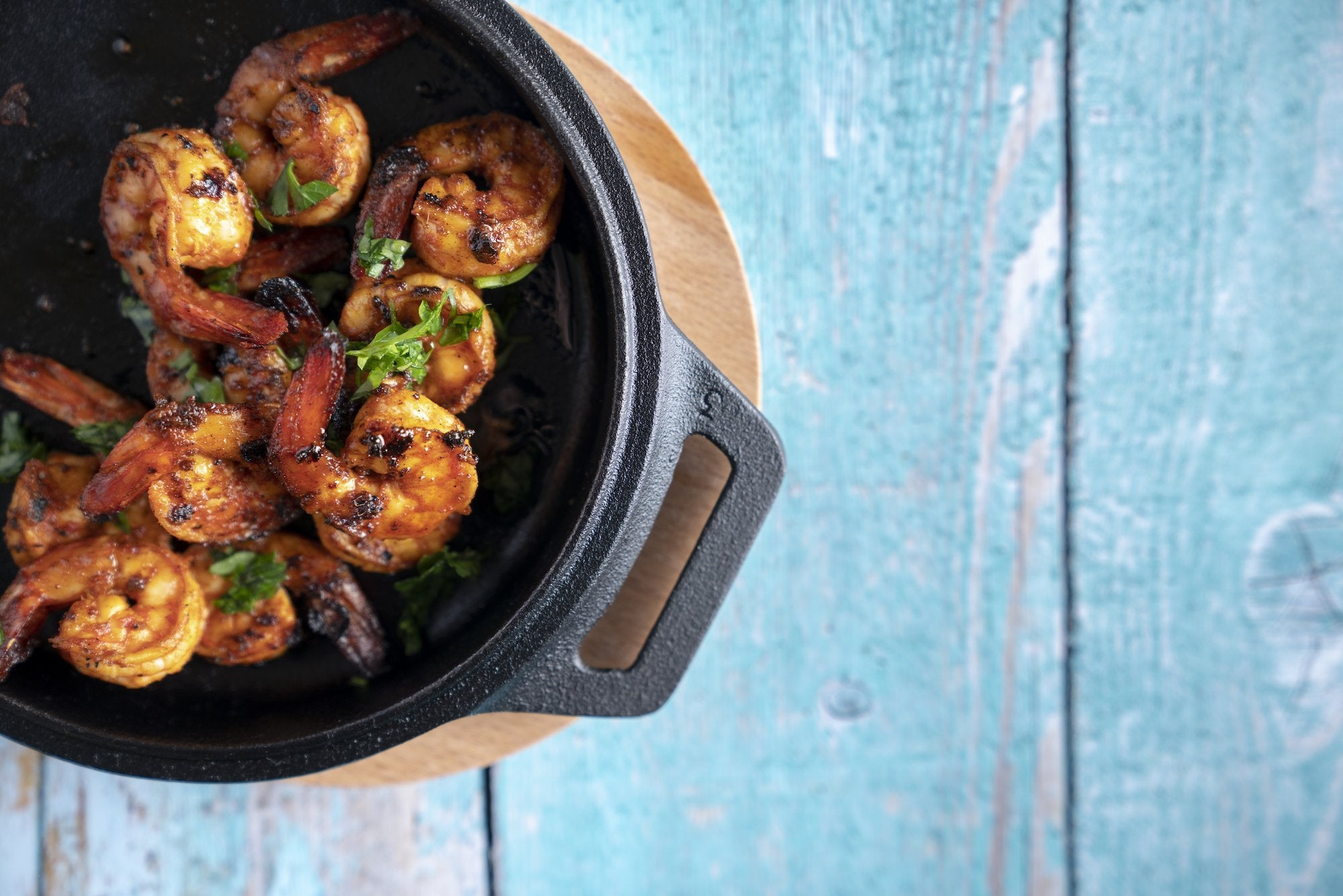 Cayenne-Spiced Shrimp Featured Image