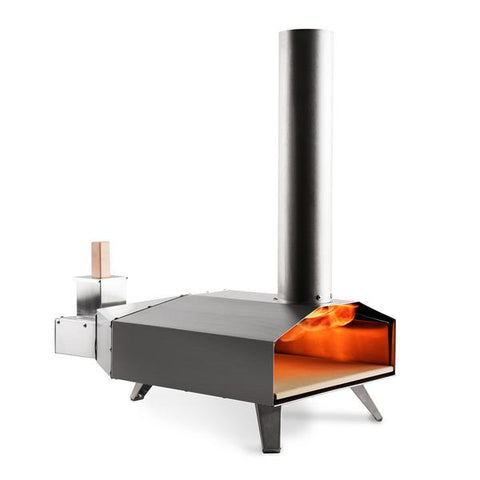 Ooni 3 Portable Wood-fired Outdoor Pizza Oven - Ooni 3 Portable Wood-fired Outdoor Pizza Oven