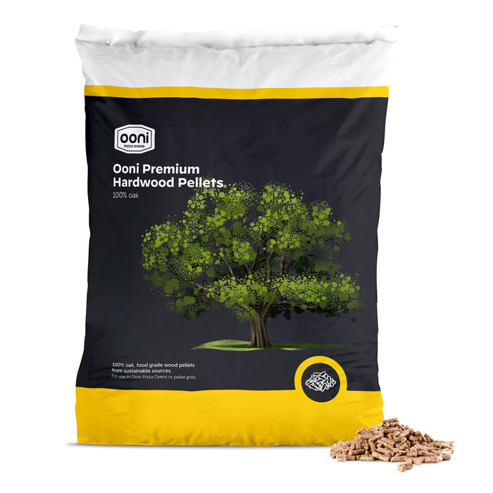 Ooni Premium Hardwood Pellets 10kg - Ooni United Kingdom